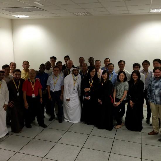 Al Mashaaer Al Mugaddassah Metro - Southern Line Team